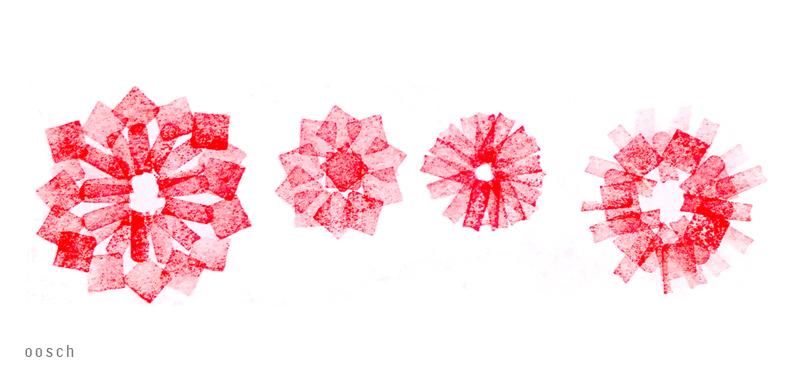 Stempelblumen